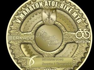 """V Ogólnopolski Maraton ATOL-BIKE MTB o PUCHAR MINISTRA SPORTU i TURYSTYKI i NAGRODY BURMISTRZA KRAŚNIKA """"Wybieram kolarstwo - wykluczam nałogi"""""""